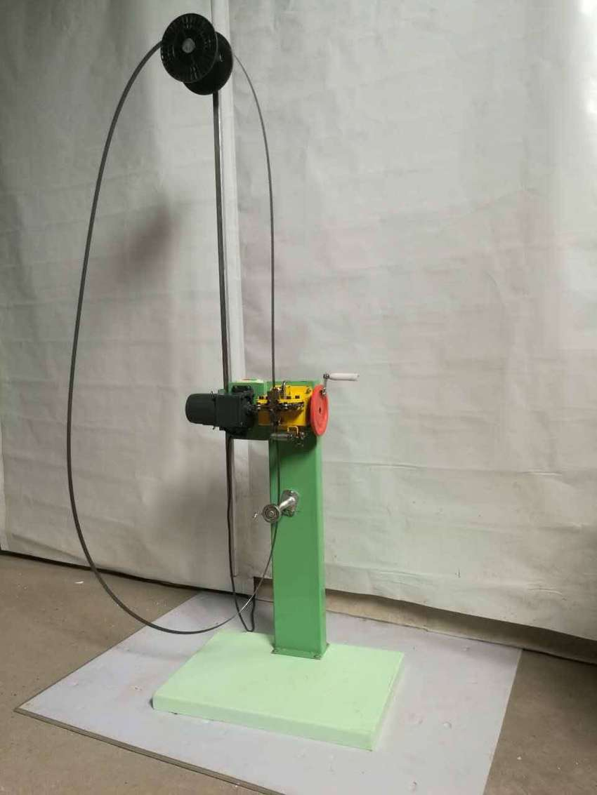 NARROW BAND SAW, BLADE SETTER MACHINE, MG4680, ELECTRIC. FOR SETTING L 0