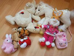 Мягкие игрушки всё за 100грн