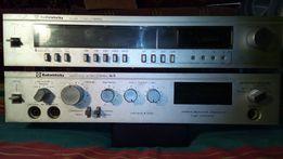 Продам усилитель Радиотехника У-101 стерео HI-FI + тюнер