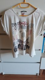 Koszulka t-shirt buldog mops