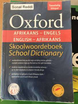 Oxford Afrikaans School Dictionary