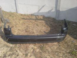 Zderzak VW Sharan LIFT 04-09 Tył Parktronic Czarny kompletny