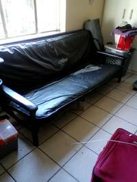 Image of Sleeper couch