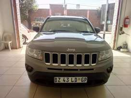 2013 Jeep Compass Limited 2.0 auto