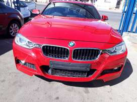 2013 BMW (320D) (F30) Automatic With Service Book and Sunroof