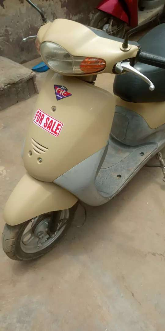 Neatly used Honda Dio scooter bike buy and ride. 0
