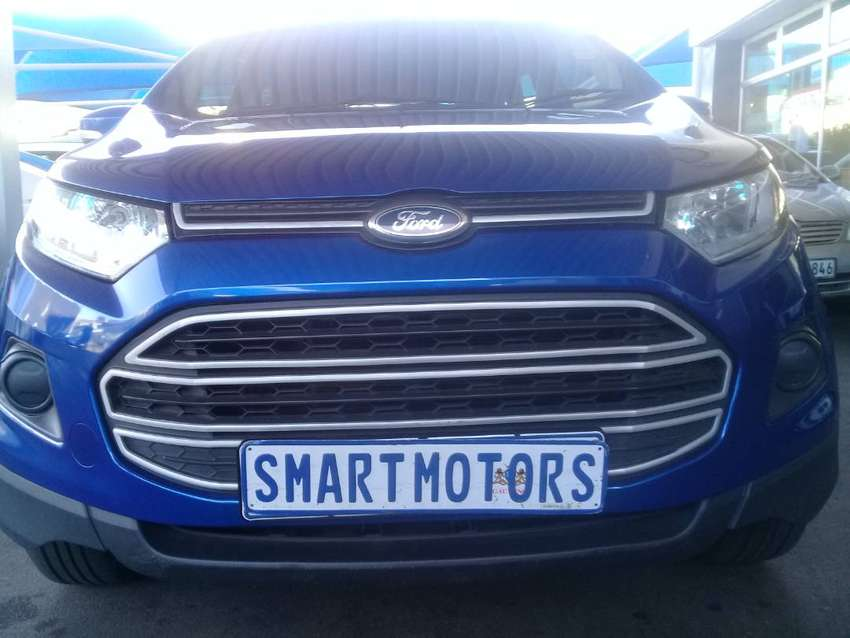 FORD ECOSPORT 1.5 TDCI TREND 0