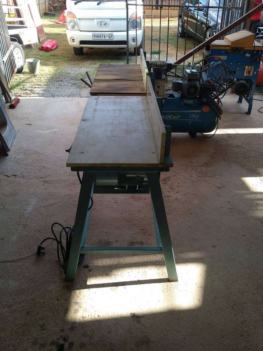 Surface Planer 250mm 10inch cutter 0