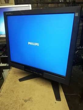 Philips Monitor    20 Inches Display   