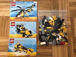 LEGO Creator 31023 Szybkie pojazdy 3w1, 7-12 lat
