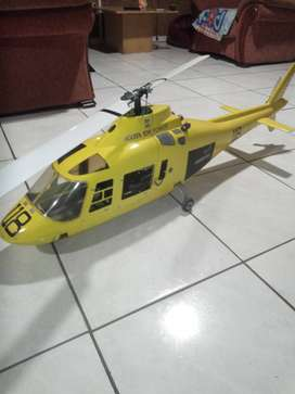 RC helicopter trex 600