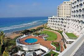 6 sleeper suite for rent at Umhlanga sands in duban