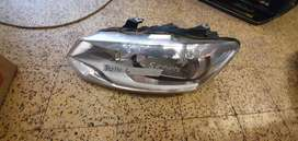 Polo6 headlight 10-13