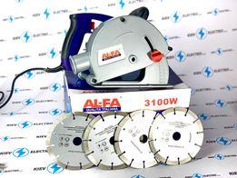 Штроборез AL-FA 3100w ( 4 диска, Гарантия, Польша)
