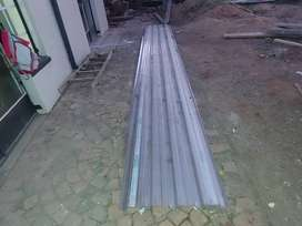 Polycarb clear roof sheets