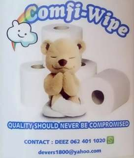 Best quality toilet paper at affordable prices