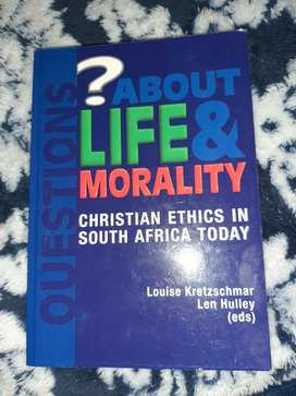 Questions about life and morality