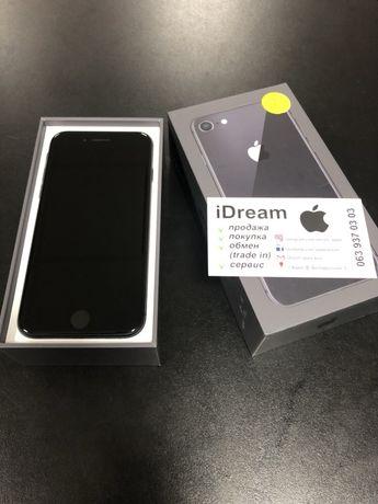 Apple iPhone 8 64 gb neverlock Space Gray ОТЛИЧНОЕ состояние ! МАГАЗИН Киев - изображение 4