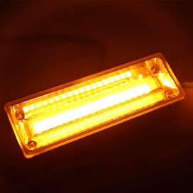 COB LED Cluster Grille Warning Flash Strobe Lights Brand New Products.