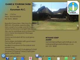 WK001 - GAME AND TOURISM FARM