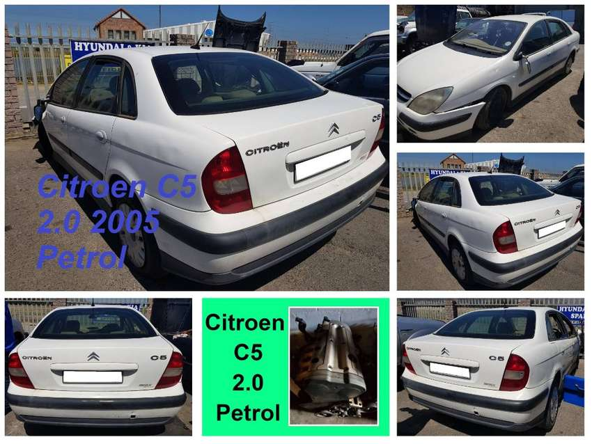 Citroen C5 2.0 petrol 2005 stripping for spares. 0