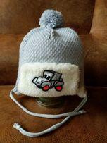 Новая зимняя шапка)
