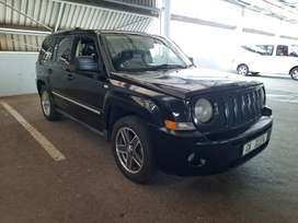 2008 Jeep Patriot 2.4 Limited