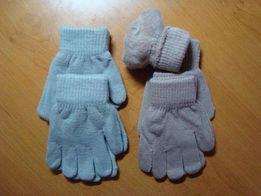 Перчатки осень-весна