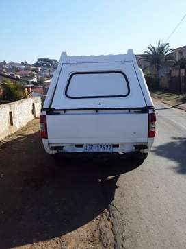Bakkie with canopy