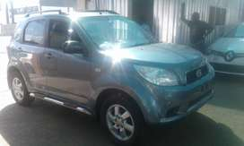 2009 Daihatus Terios  1.3 Auto for sale