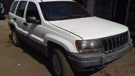Grand Cherokee for sale.