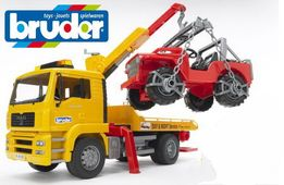 Эвакуатор Man Bruder ( Брудер) 02750