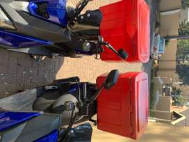 2 brand new Wuxi cuccy Rokket delivery bike for sale for 35000 both