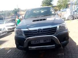 Toyota hilux 3.0d4d Engine capacity double cab
