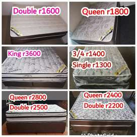 Brand new beds available