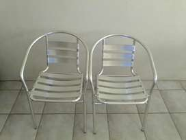 Garden chairs two