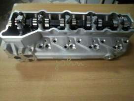 MITSUBISHI COLT 2.8 [4M40] BARE AND COMPLETE CYLINDER HEAD CONTACT ME.