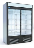 Ремонт холодильных витрин ларей морозилок регалов горок шкафов!!!