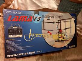 Lama V3 Helicopter For Sale