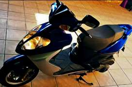 SYM SHARK 125CC SCOOTER FOR SALE
