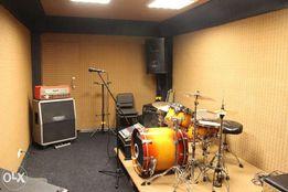 Репетиционная база - студия Square Universe Rec