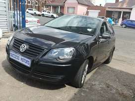 2009 Volkswagen Polo Dutch 1.4