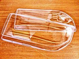 Прозрачные / полированные / стекла на фары под линзы Sierra Scorpio