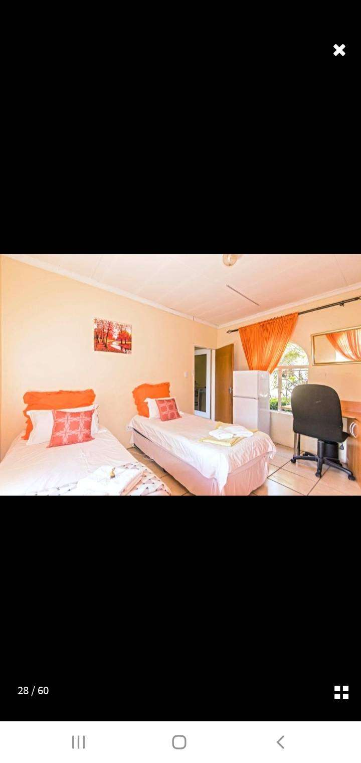 Student and professional Accommodation in Sandton
