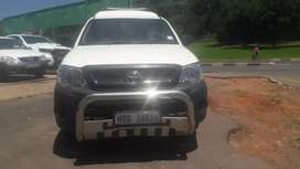 2006 Toyota hilux 2.0 canopy