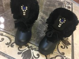 Ботинки осень-зима женские