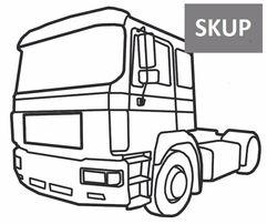 Skup ciężarówek, najlepsze ceny, Cała Polska