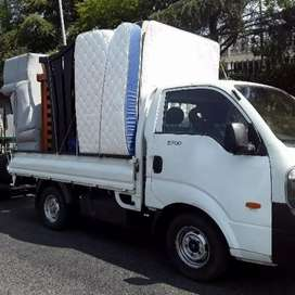 Truck For Hire And Removal