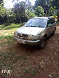 Toyota harrier quick sale 0