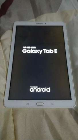 I'm sailing phone Samsung tablet e it's working 100%